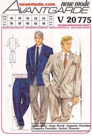 Neue Mode 20775neu
