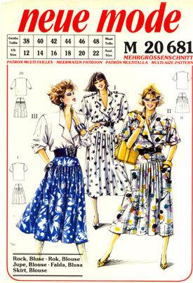 Neue Mode 20681neu