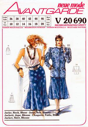 Neue Mode 20690neu