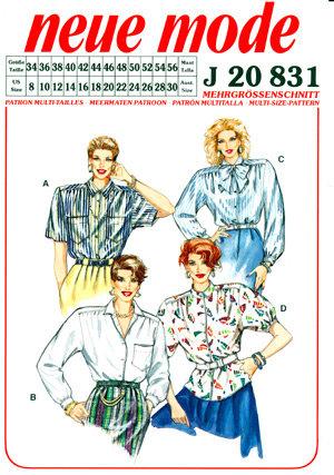 Neue Mode 20831neu