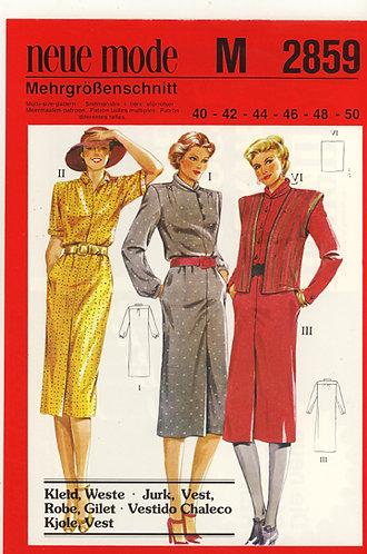 Neue Mode 2859neu