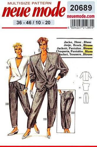 Neue Mode 20689neu