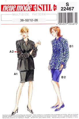 Neue Mode 22467neu
