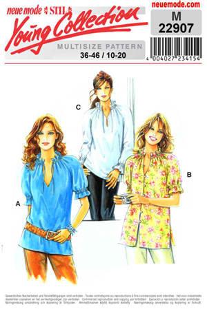Neue Mode 22907neu