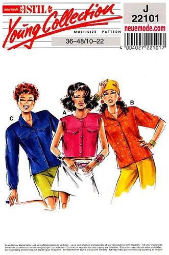Neue Mode 22101neu
