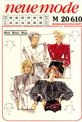 Neue Mode 20610neu