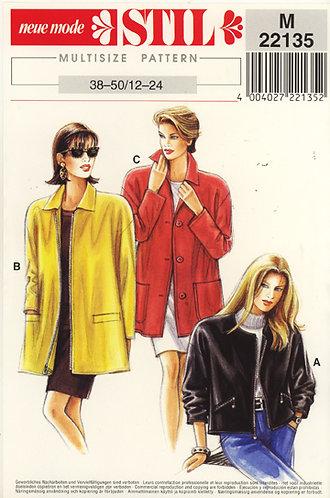 Neue Mode 22135neu