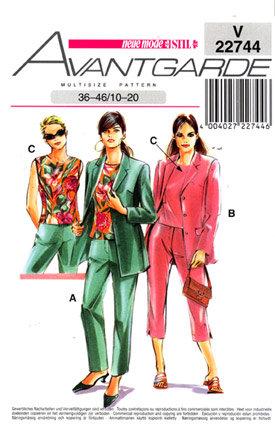 Neue Mode 22744neu