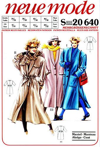 Neue Mode 20640neu