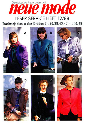 Neue Mode 1288neu