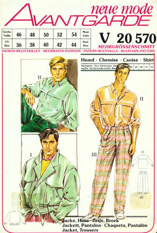 Neue Mode 20570neu