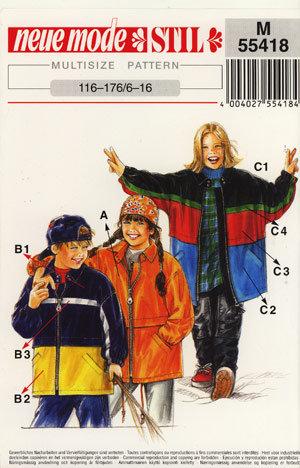 Neue Mode 55418neu