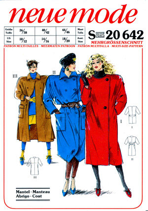 Neue Mode 20642neu