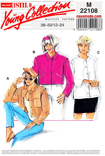 Neue Mode 22108neu