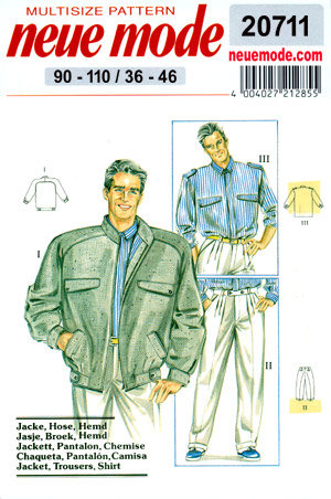 Neue Mode 20711neu