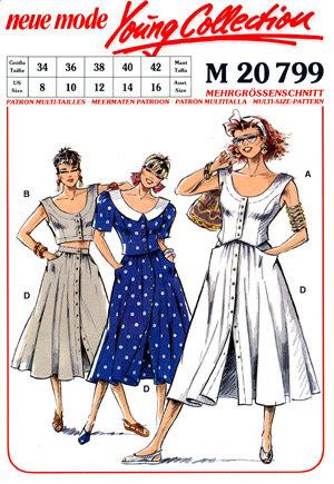 Neue Mode 20799neu