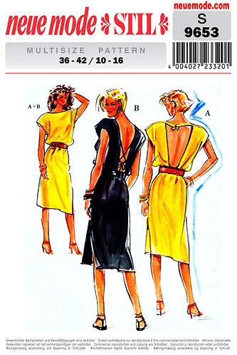 Neue Mode 9653neu