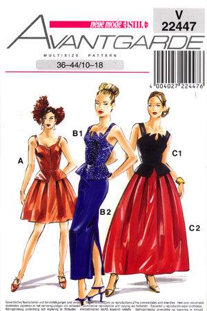 Neue Mode 22447neu