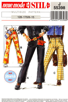 Neue Mode 55398neu