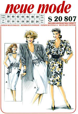 Neue Mode 20807neu