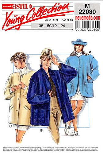 Neue Mode 22030neu