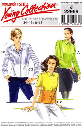 Neue Mode 22969neu