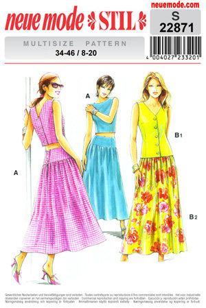 Neue Mode 22871neu