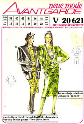 Neue Mode 20621neu
