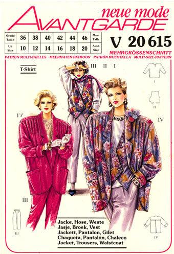Neue Mode 20615neu