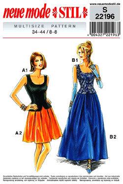 Neue Mode 22196neu