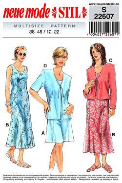 Neue Mode 22607neu