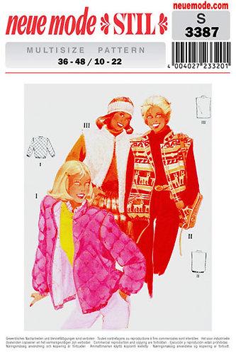Neue Mode 3387neu