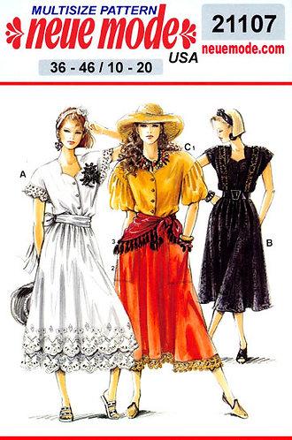 Neue Mode 21107neu