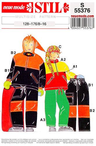 Neue Mode 55376neu