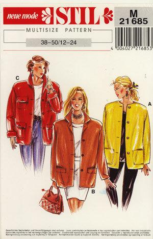 Neue Mode 21685neu