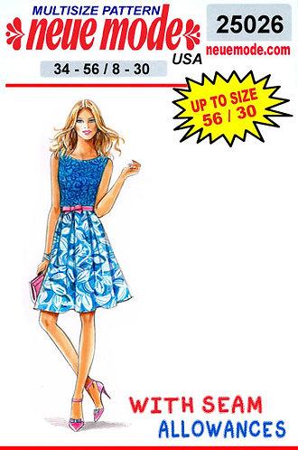Neue Mode 25026neu