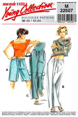 Neue Mode 22507neu