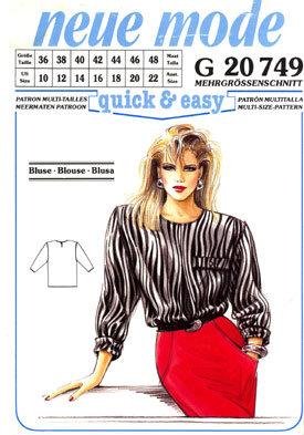 Neue Mode 20749neu