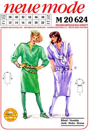 Neue Mode 20624neu