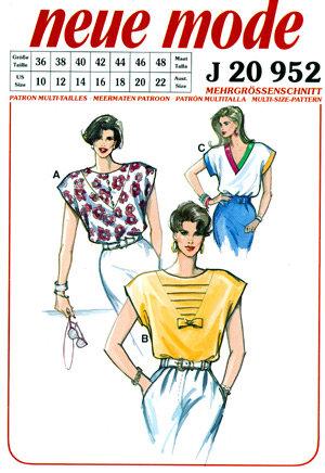 Neue Mode 20952neu