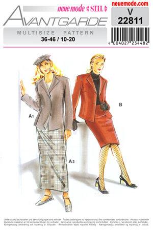 Neue Mode 22811neu