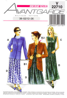 Neue Mode 22710neu