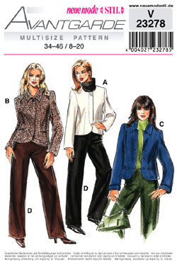 Neue Mode 23278neu