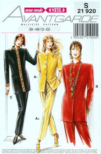 Neue Mode 21920neu