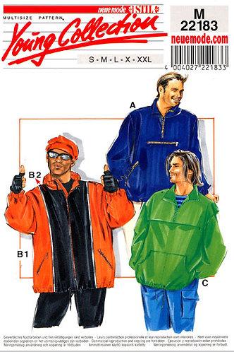 Neue Mode 22183neu