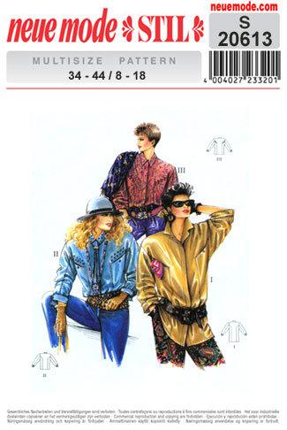 Neue Mode 20613neu