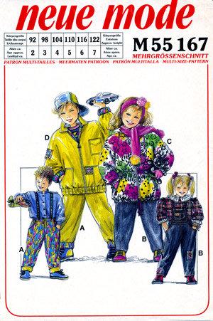 Neue Mode 55167neu
