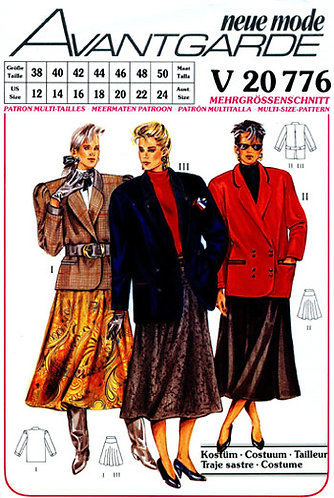 Neue Mode 20776neu