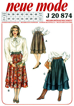 Neue Mode 20874neu