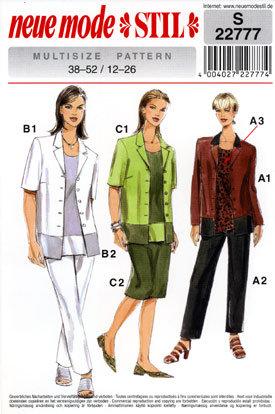 Neue Mode 22777neu